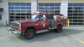 <b>Brush 21</b> - <i>1981 Dodge/Pierce Mini-Pumper</i>